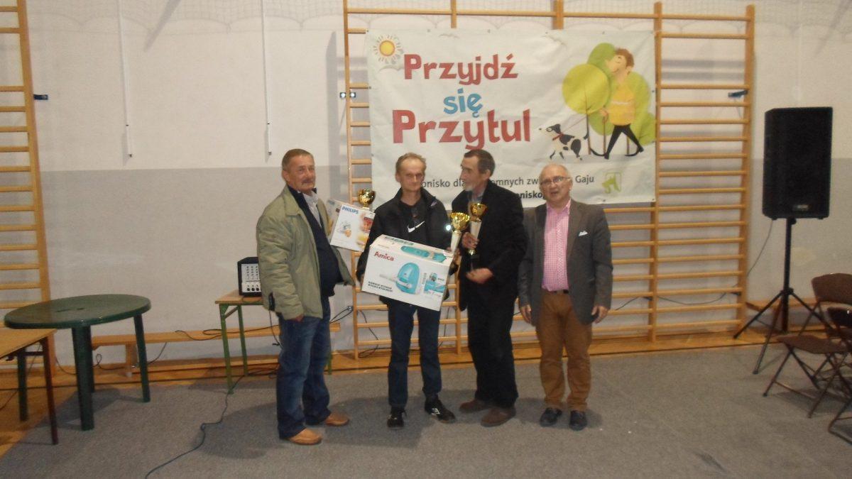 8 Turniej Kopa Sportowego w hali sportowej w Krzyżanowie