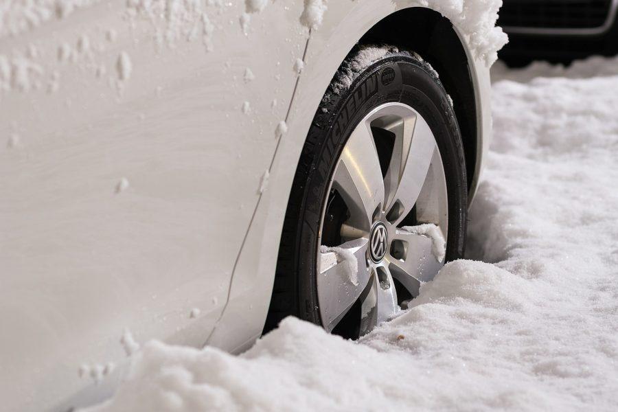 Zabezpiecz swój samochód na zimę