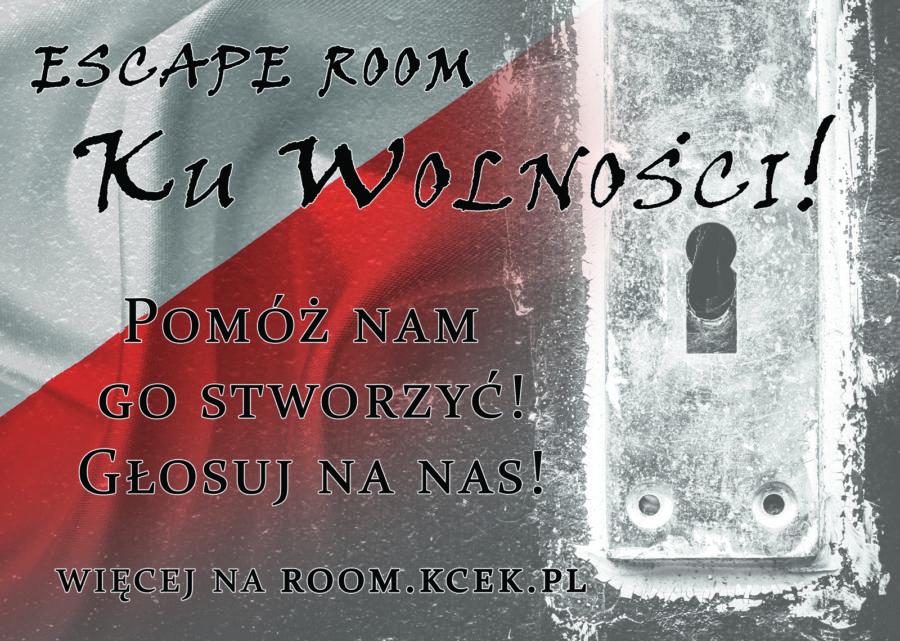 Ku Wolności: escape room w śremskim Zespole Szkół Katolickich?