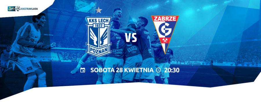 Lech Poznań - Górnik Zabrze: walka o Majstra trwa dalej
