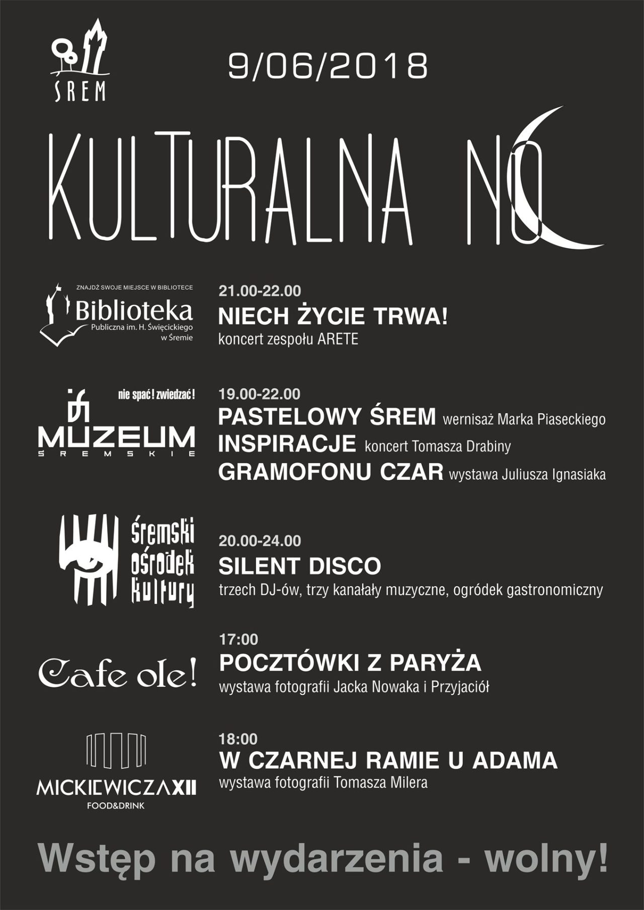 Kulturalna Noc w Śremie