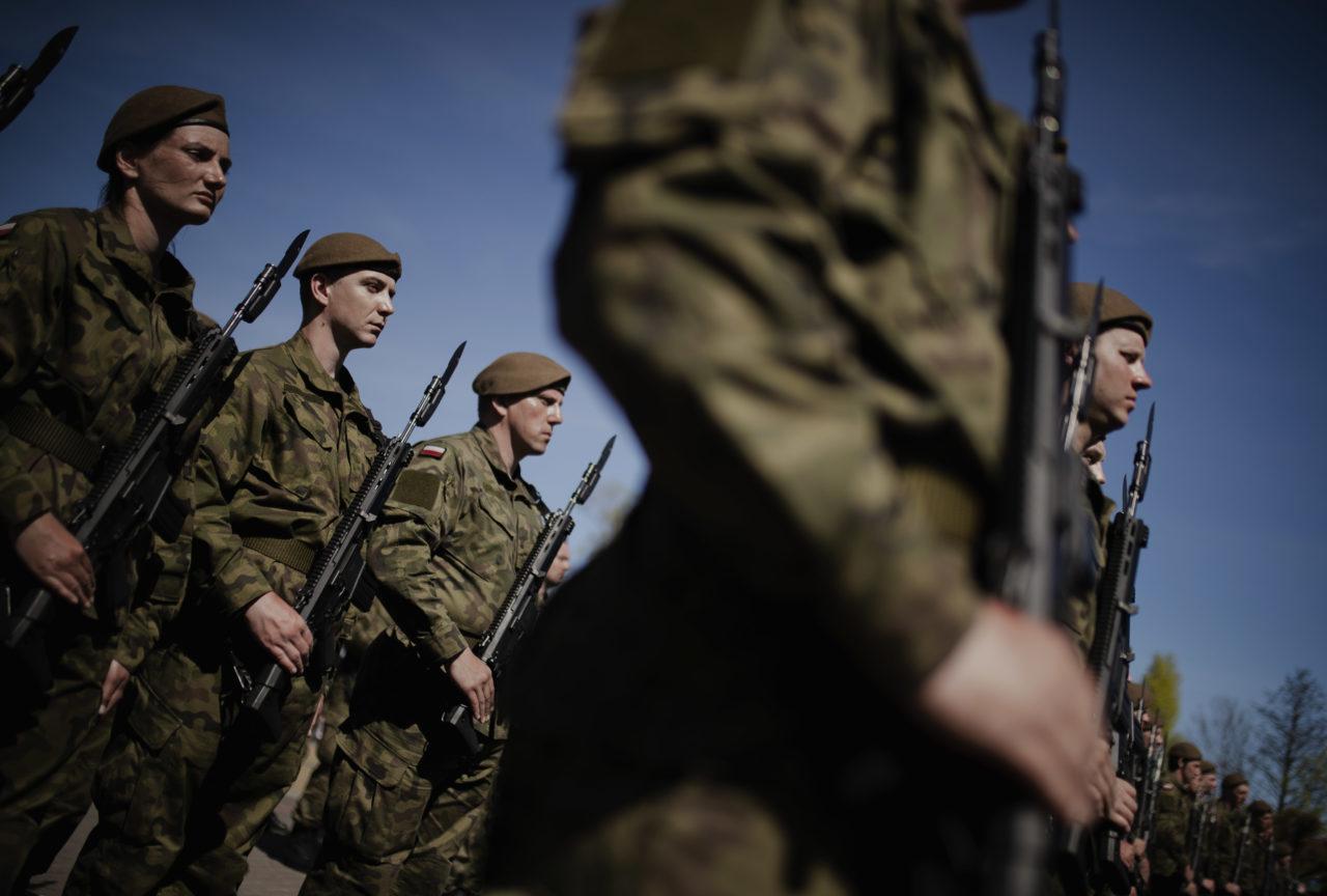 Wojska Obrony Terytorialnej.