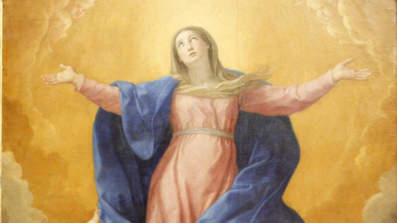 Dzisiaj święto Wniebowzięcia NMP zwane również świętem Matki Bożej Zielnej