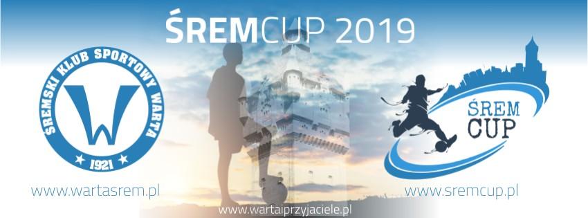ŚremCup 2019 - terminarz i program turnieju piłkarskiego