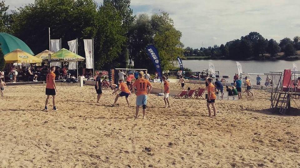 Beach Soccer 2019 o puchar Burmistrza Śremu