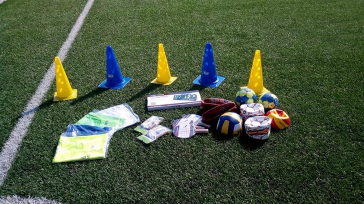 Sportowa Szkoła, projekt Budżetu Obywatelskiego Śremu został zrealizowany