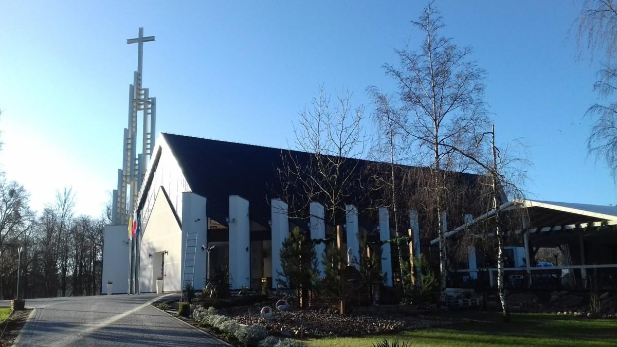 Parafia pw. Ducha Świętego w Śremie