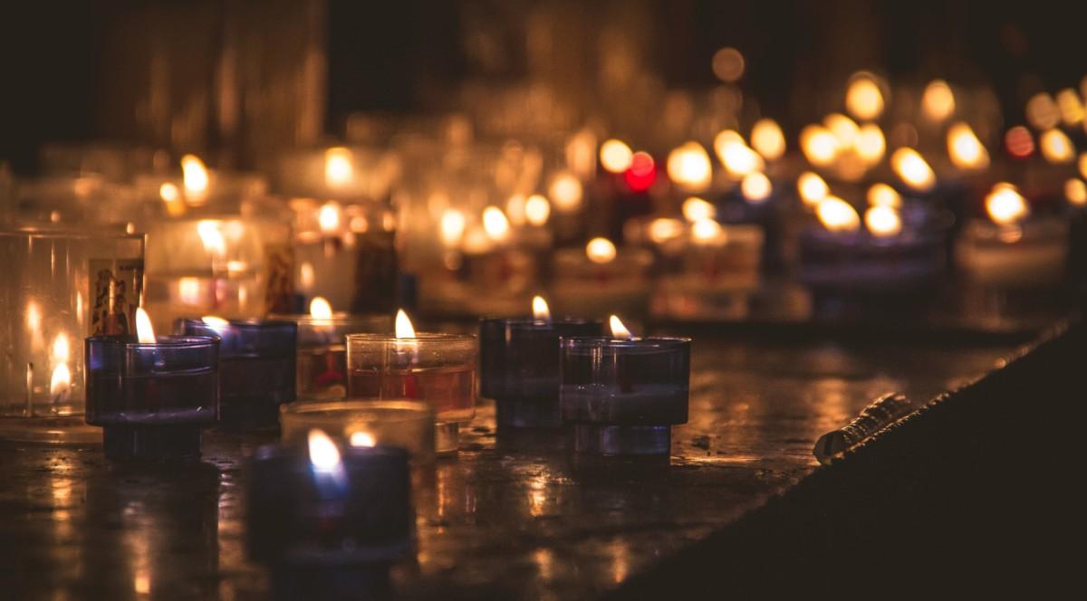 1 listopada - Wszystkich Świętych