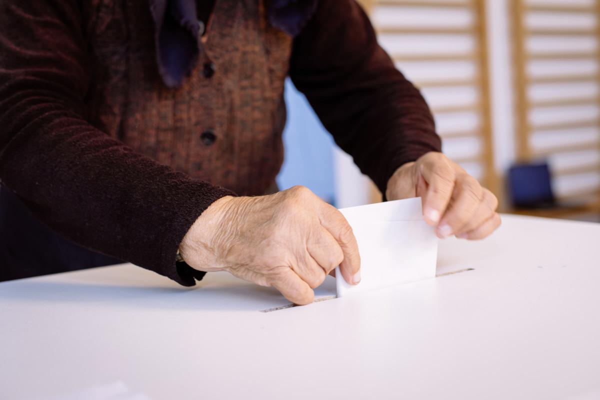 Okręgi wyborcze i obwody głosowania