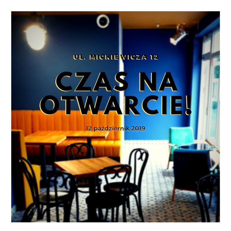 Śremska na Mickiewicza 12 - otwarcie 12 października
