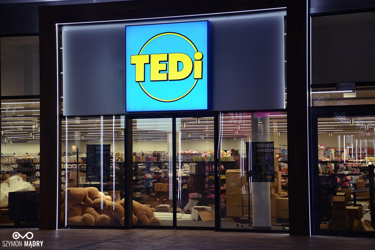 Marka TEDI w Śremie