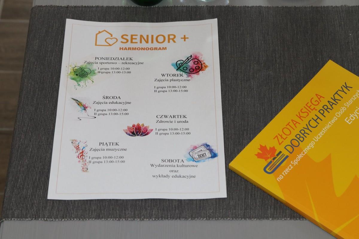Klubu Senior+ w Śremie już otwarty