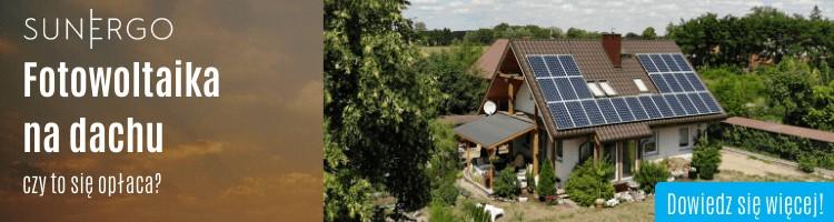 Fotowoltaika na dachu - czy to się opłaca?