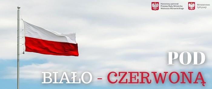 """""""Pod biało-czerwoną"""" – flagi i maszty dla gmin"""