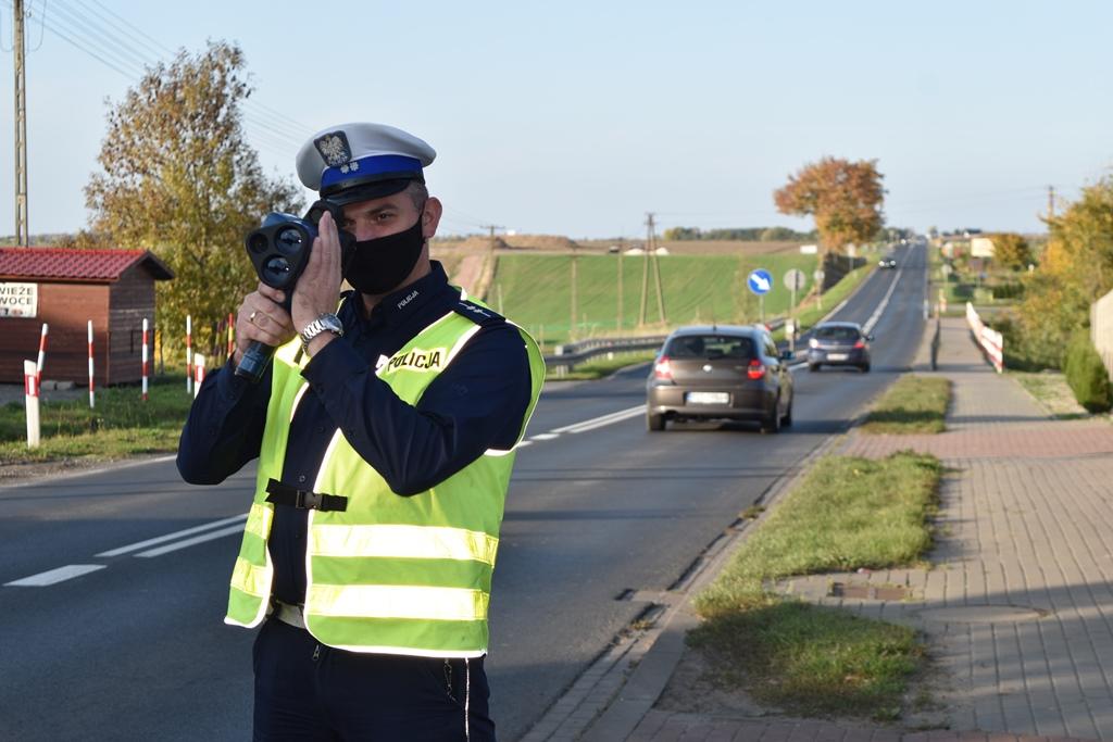 Weekend na śremskich drogach: cztery prawa jazdy zatrzymane