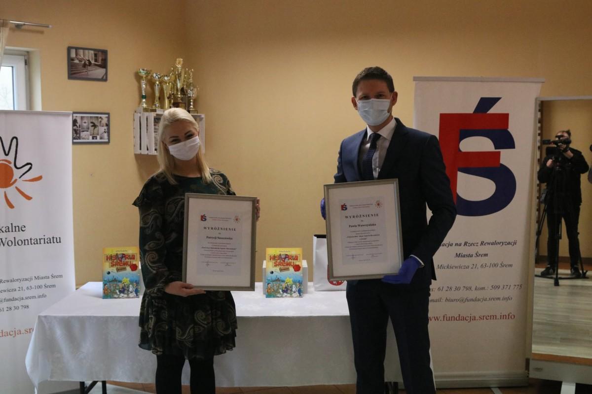 Śremscy Wolontariusze 2020 Roku