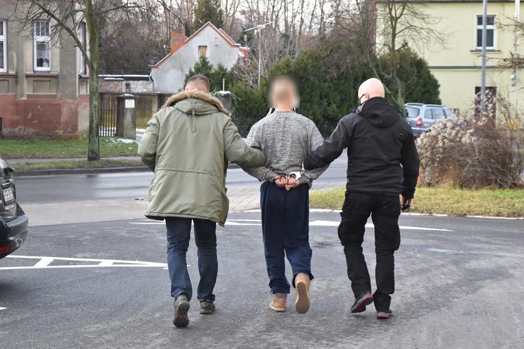 Areszt dla 22-letniego śremianina