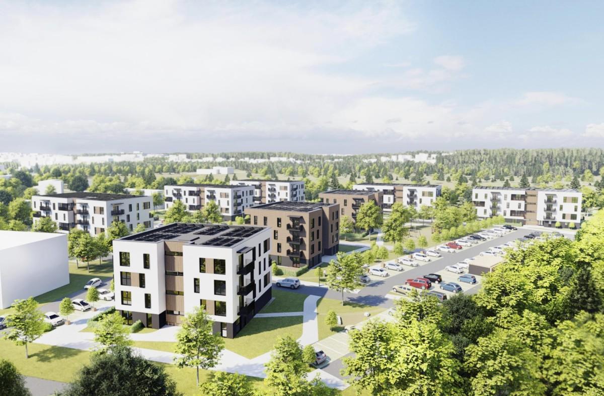 Nowe osiedle mieszkaniowe powstanie na prawobrzeżnej części Śremu