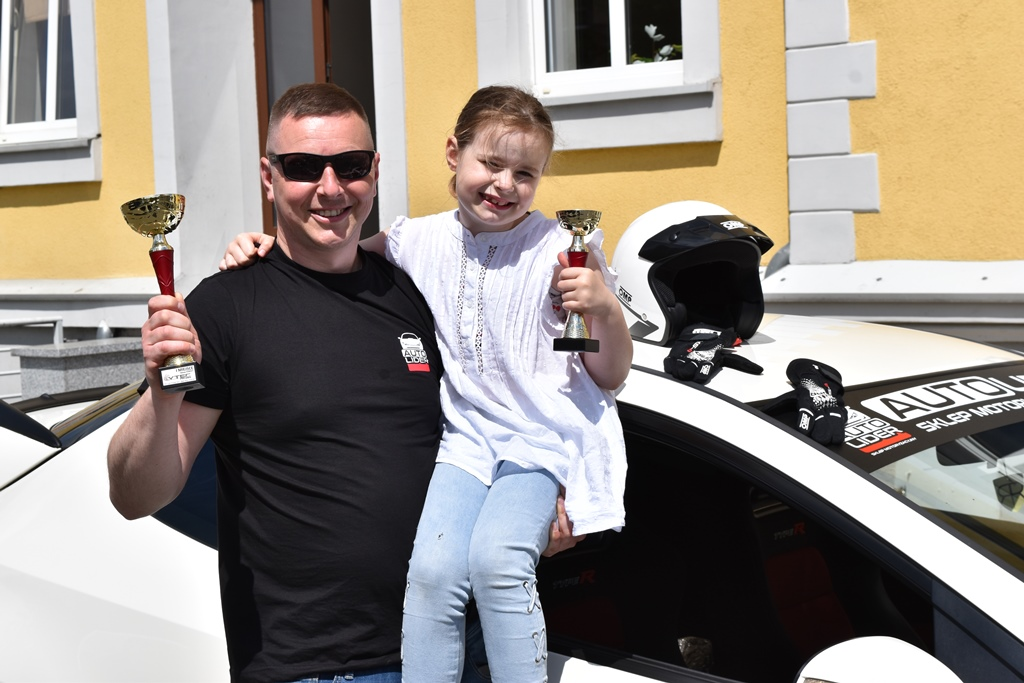 Dzielnicowy Łukasz Góra na podium w VTEC CUP Poland – Honda